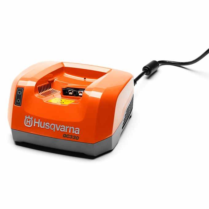 Husqvarna Charger QC330