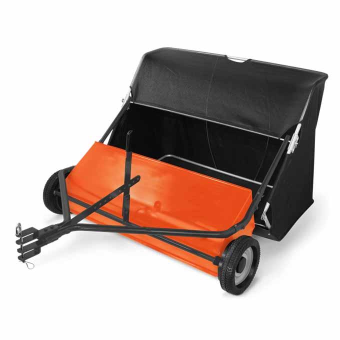 Husqvarna 42″ Lawn Sweeper