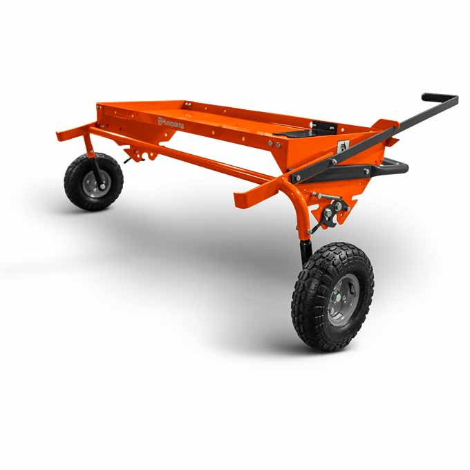Husqvarna Easy Hitch Platform